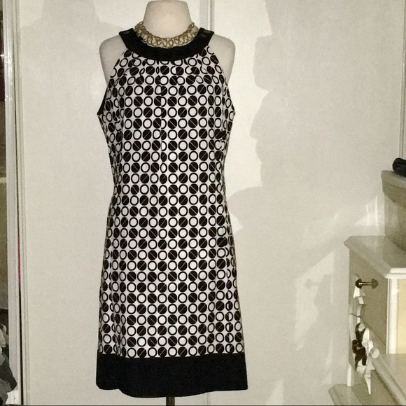 Willow Glenn NEW YORK Dresses & Skirts - 👠Cotton Mod Print Dress